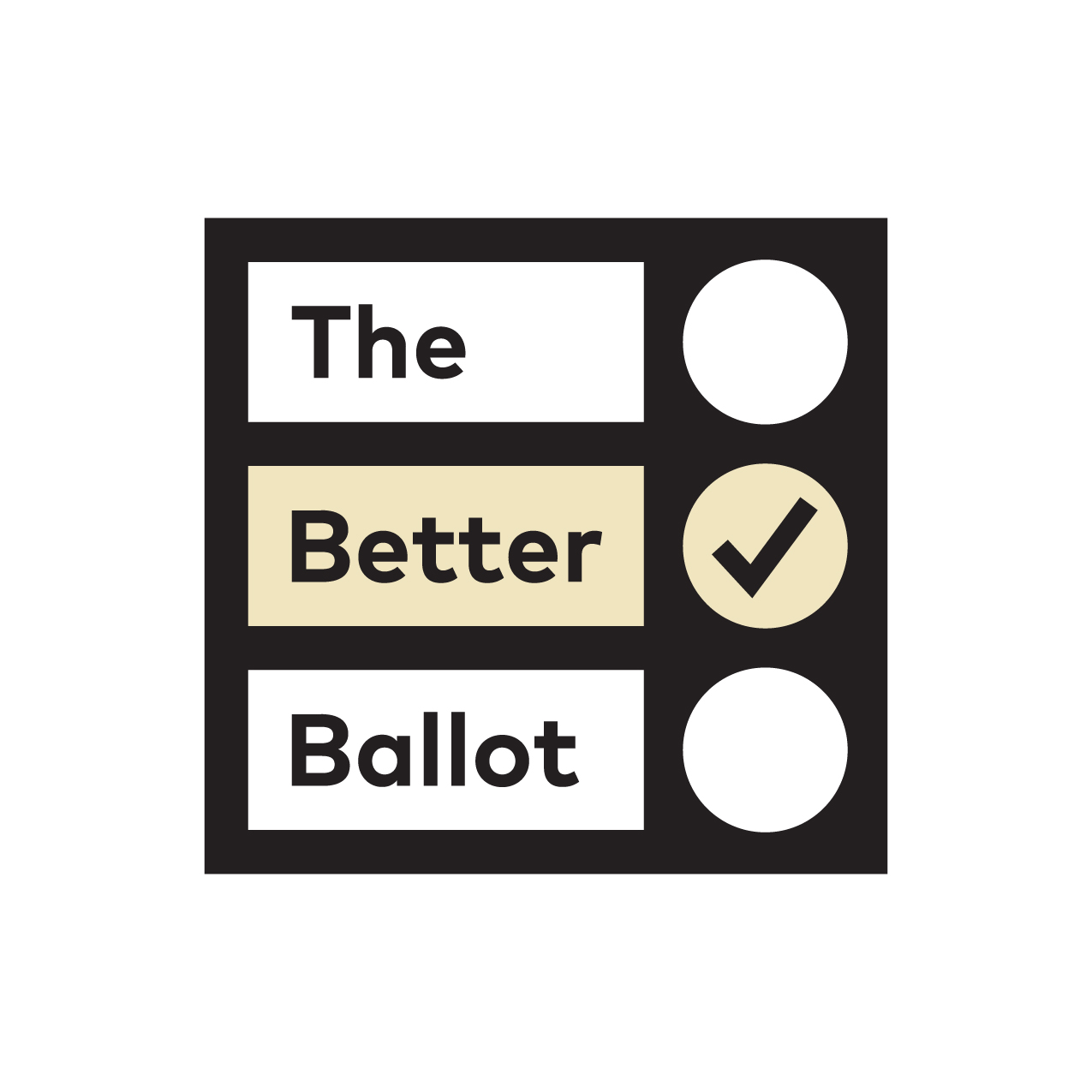 The Better Ballot