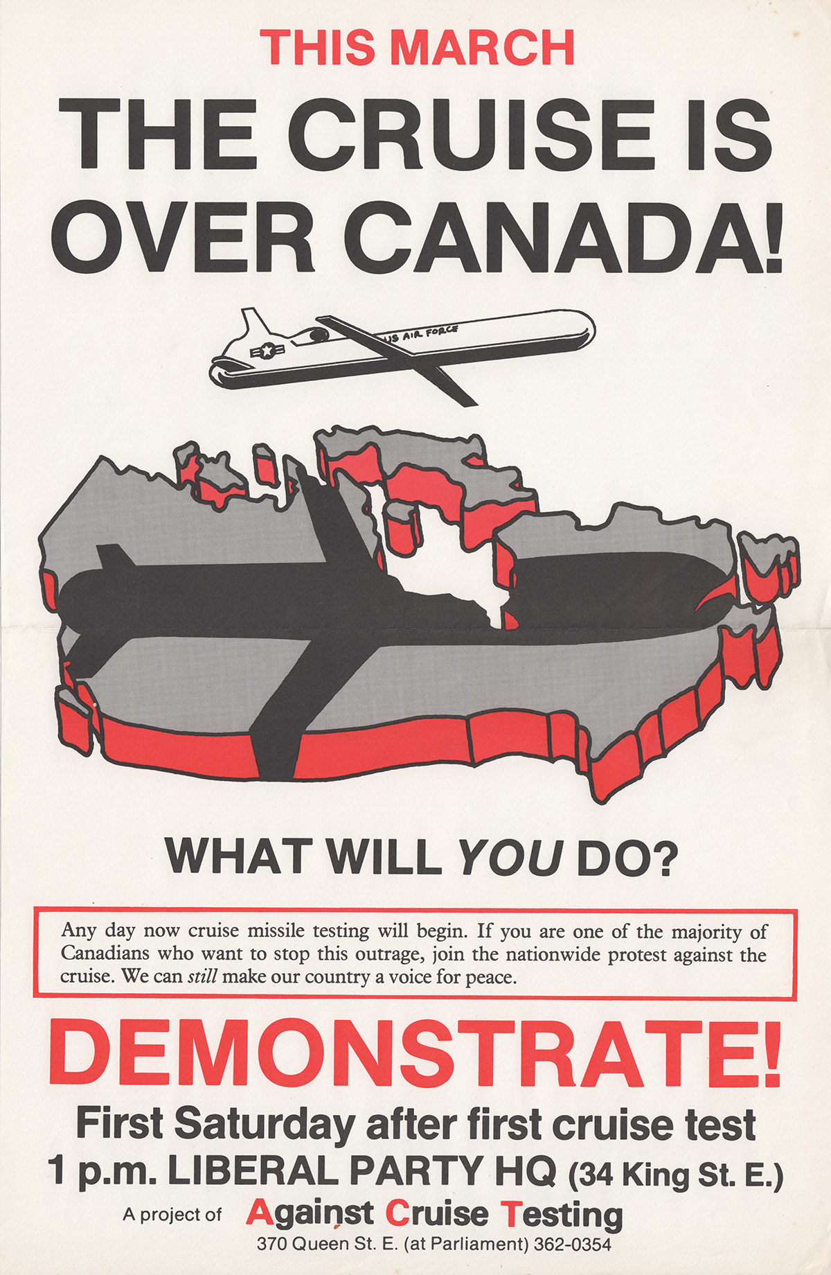 1986_What_Will_You_Do_ACT_Poster
